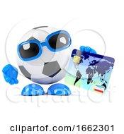3d Football Uses A Debit Card