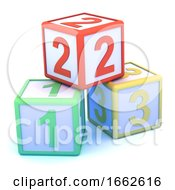 3d Counting Blocks