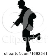 08/12/2019 - Silhouette Soldier