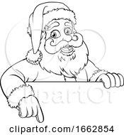 08/12/2019 - Santa Claus Christmas Cartoon Character
