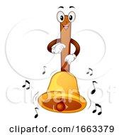 Mascot Bell Illustration