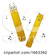 Claves Mascots