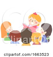 Kids Girls Princess Story Teller Listen