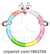 Mascot Hula Hoop Illustration