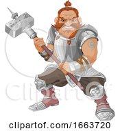 08/22/2019 - Dwarf In Armor