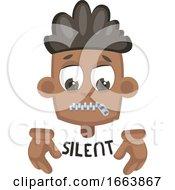Boy Is Silent