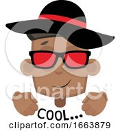Cool Boy With Glasses