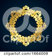 Decorative Gold Border