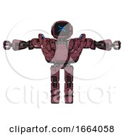 Android Containing Digital Display Head And Wince Symbol Expression And Heavy Upper Chest And Heavy Mech Chest And Battle Mech Chest And Prototype Exoplate Legs Muavewood Halftone Grunge T Pose