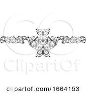 08/27/2019 - Filigree Leaf Pattern Floral Scroll Pattern
