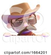 3d Cowboy Sheriff