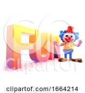3d Clown Fun