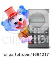 3d Clown Calculator
