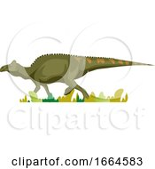 Edmontosaurus by Morphart Creations