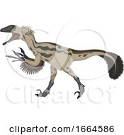Deinonychus by Morphart Creations