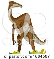 Deinocheirus by Morphart Creations