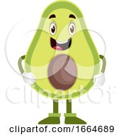 Ready Avocado by Morphart Creations
