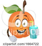 Apricot With Water