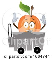 Apricot In A Cart
