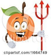 Apricot With Devil Spear