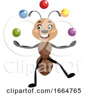 Ant Juggling