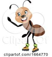 Ant On Skates