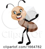 Ant With Sugar