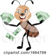 Ant Holding Money