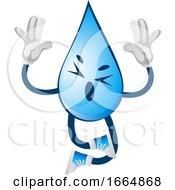 Crazy Water Drop