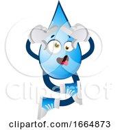 Cross Eyed Water Drop