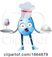 Water Drop Cooking Meal