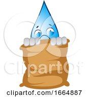 Water Drop In Bag by Morphart Creations