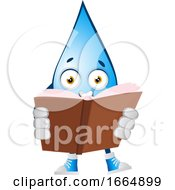 Water Drop Reading Book