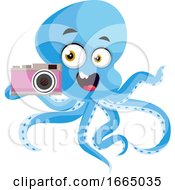 Octopus With Camera