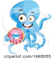 Octopus With Donut