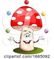 Mushroom Juggling