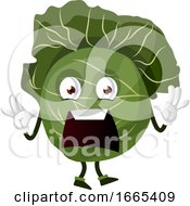 Scared Cabbage