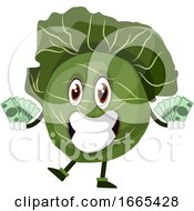 Cabbage Holds A Lot Of Money