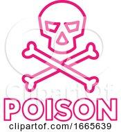 Poison Symbol Icon