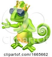 08/30/2019 - King Chameleon