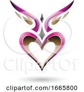 Poster, Art Print Of Winged Heart Logo