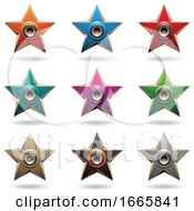 Star Speaker Icons