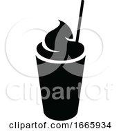 Black And White Milkshake