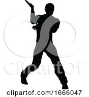 09/03/2019 - Street Dance Dancer Silhouette