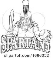 09/03/2019 - Spartan Trojan Gladiator Baseball Warrior Woman