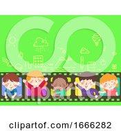 Kids Film Story Illustration