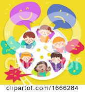 Kids Film Acting Roles Illustration