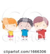 Kids Shirts Adjective Small Medium Large