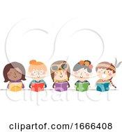 Kids Girls Book National Woman Heritage