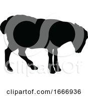 09/07/2019 - Sheep Farm Animal Silhouette